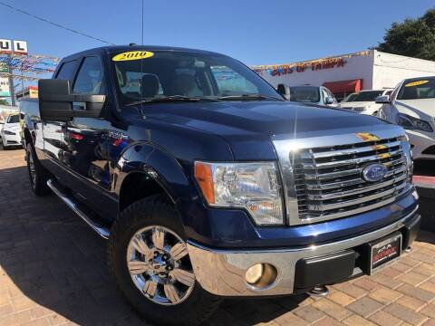 2010 Ford F-150 for sale at Cars of Tampa in Tampa FL