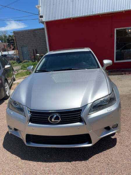 2013 Lexus GS 350 for sale at PYRAMID MOTORS AUTO SALES in Florence CO