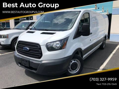 2017 Ford Transit Cargo for sale at Best Auto Group in Chantilly VA