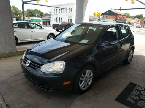 2009 Volkswagen Rabbit for sale at ROBINSON AUTO BROKERS in Dallas NC