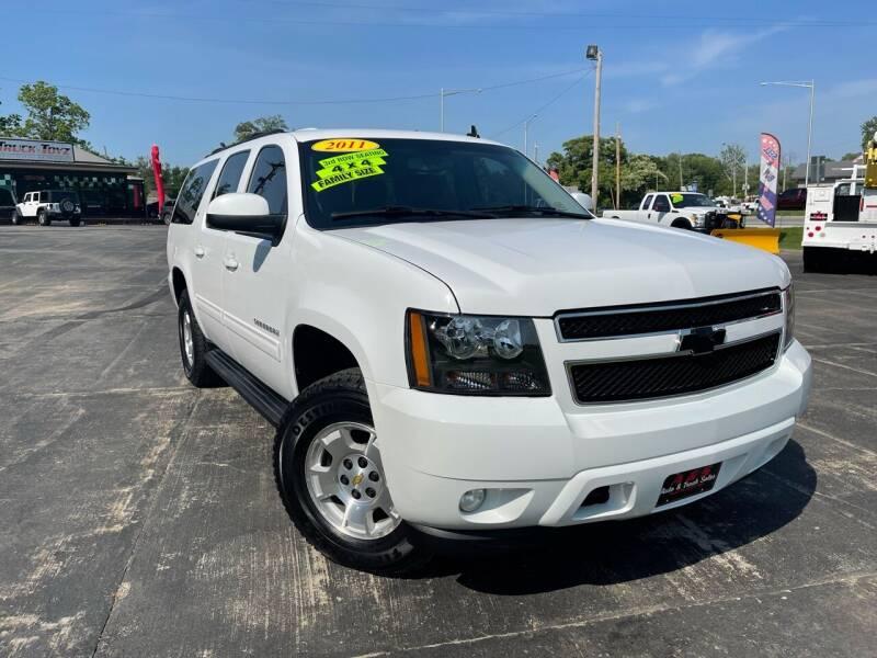 2011 Chevrolet Suburban for sale in Platte City, MO