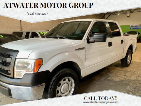 2013 Ford F-150 for sale at Atwater Motor Group in Phoenix AZ
