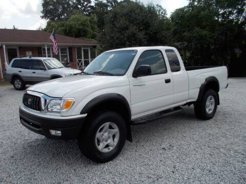 2002 Toyota Tacoma for sale at Carolina Auto Connection & Motorsports in Spartanburg SC