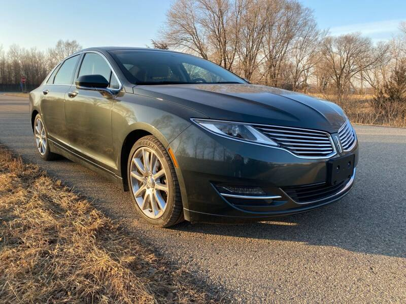 2016 Lincoln MKZ for sale at RUS Auto LLC in Shakopee MN