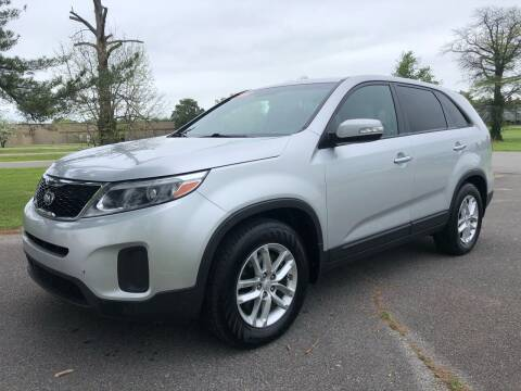 2014 Kia Sorento for sale at COUNTRYSIDE AUTO SALES 2 in Russellville KY