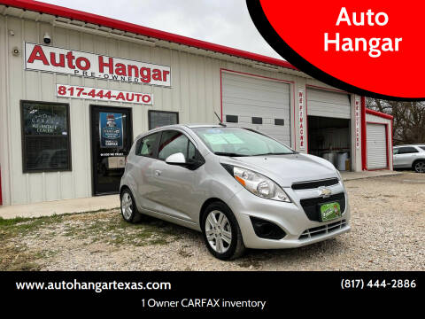 2014 Chevrolet Spark for sale at Auto Hangar in Azle TX