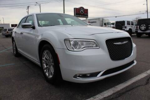 2016 Chrysler 300 for sale at B & B Car Co Inc. in Clinton Twp MI