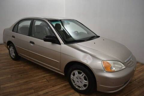 2001 Honda Civic for sale at Paris Motors Inc in Grand Rapids MI