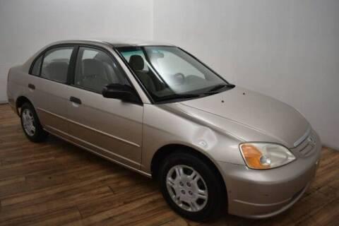 2001 Honda Civic for sale at Paris Motors Inc in Grand Rapids MI