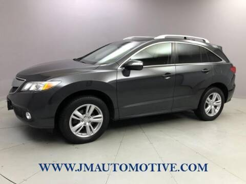 2015 Acura RDX for sale at J & M Automotive in Naugatuck CT