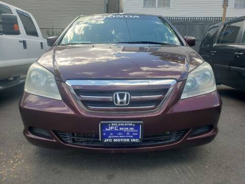 2007 Honda Odyssey for sale at JFC Motors Inc. in Newark NJ
