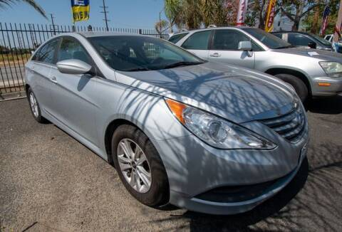 2014 Hyundai Sonata for sale at GQC AUTO SALES in San Bernardino CA