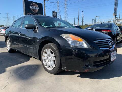 2009 Nissan Altima for sale at Best Buy Quality Cars in Bellflower CA