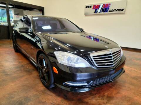 2010 Mercedes-Benz S-Class for sale at Driveline LLC in Jacksonville FL