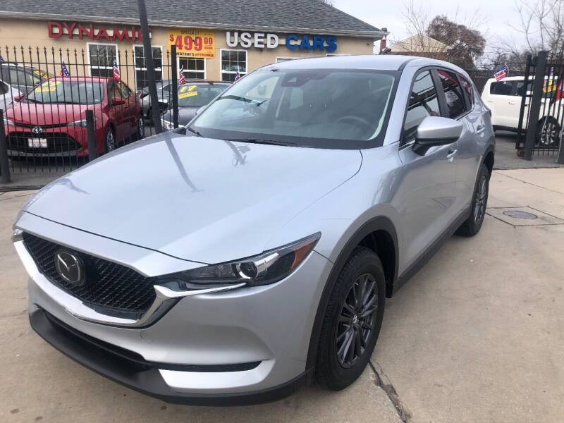 2020 Mazda CX-5 for sale at DYNAMIC CARS in Baltimore MD