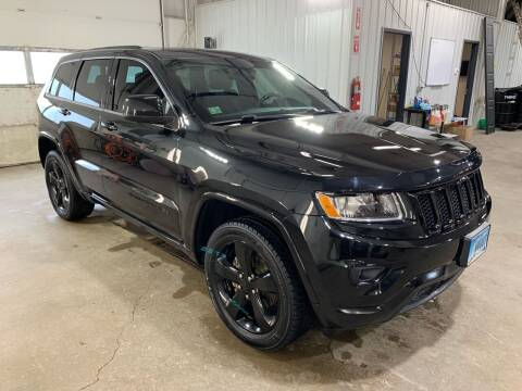 2015 Jeep Grand Cherokee for sale at Premier Auto in Sioux Falls SD
