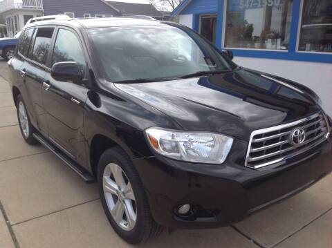 2010 Toyota Highlander for sale at Sindic Motors in Waukesha WI