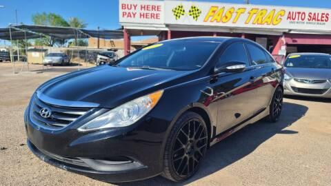 2014 Hyundai Sonata for sale at Fast Trac Auto Sales in Phoenix AZ