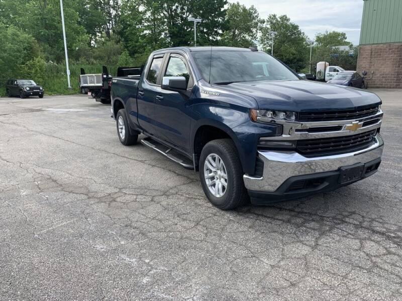 2019 Chevrolet Silverado 1500 for sale in Aurora, OH