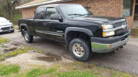 2003 Chevrolet Silverado 2500HD for sale at Kansas Car Finder in Valley Falls KS
