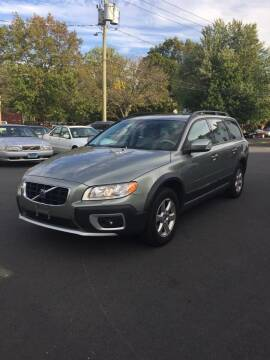 2008 Volvo XC70 for sale at European Motors in West Hartford CT