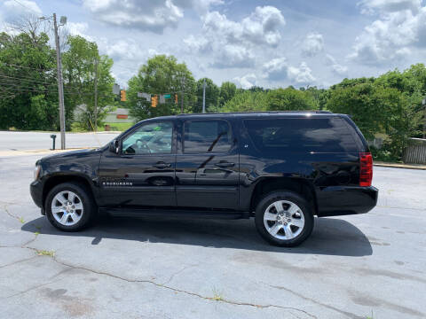 2008 Chevrolet Suburban for sale at Simple Auto Solutions LLC in Greensboro NC