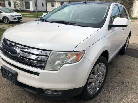 2009 Ford Edge for sale at ABC Motors in Wyoming MI