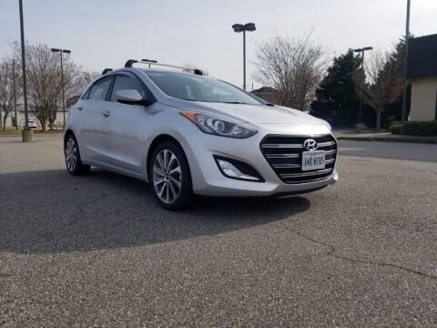2017 Hyundai Elantra GT for sale at A&R MOTORS in Portsmouth VA