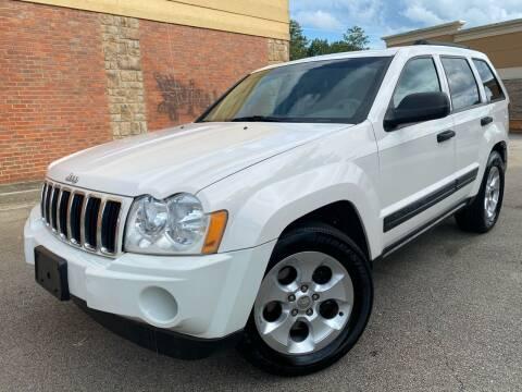 2006 Jeep Grand Cherokee for sale at Gwinnett Luxury Motors in Buford GA