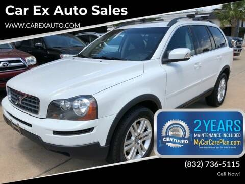2010 Volvo XC90 for sale at Car Ex Auto Sales in Houston TX
