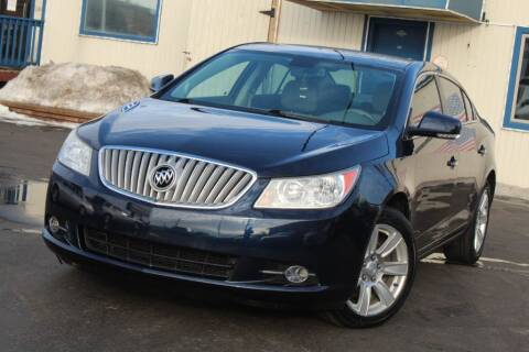 2011 Buick LaCrosse for sale at Dynamics Auto Sale in Highland IN
