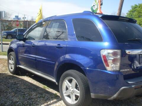 2005 Chevrolet Equinox for sale at Flag Motors in Islip Terrace NY