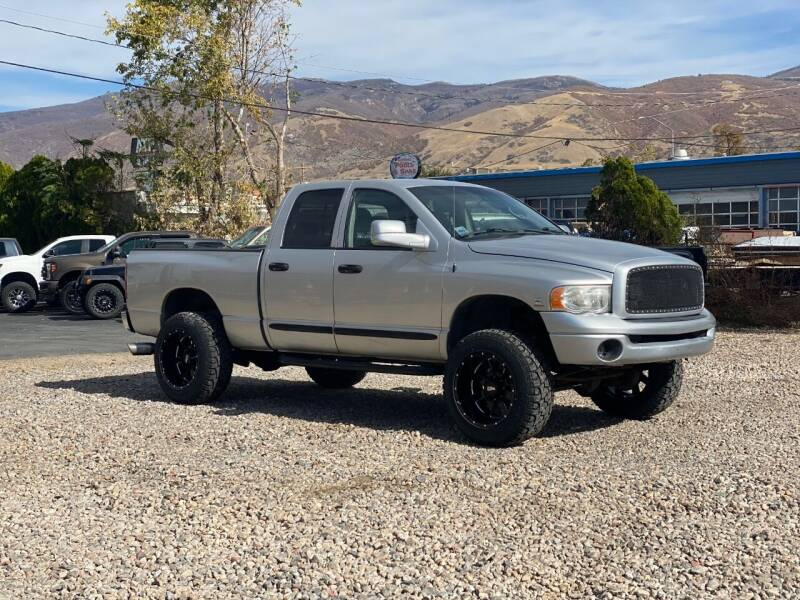 2005 Dodge Ram Pickup 2500 for sale at Hoskins Trucks in Bountiful UT
