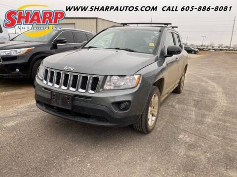 2011 Jeep Compass for sale at Sharp Automotive in Watertown SD