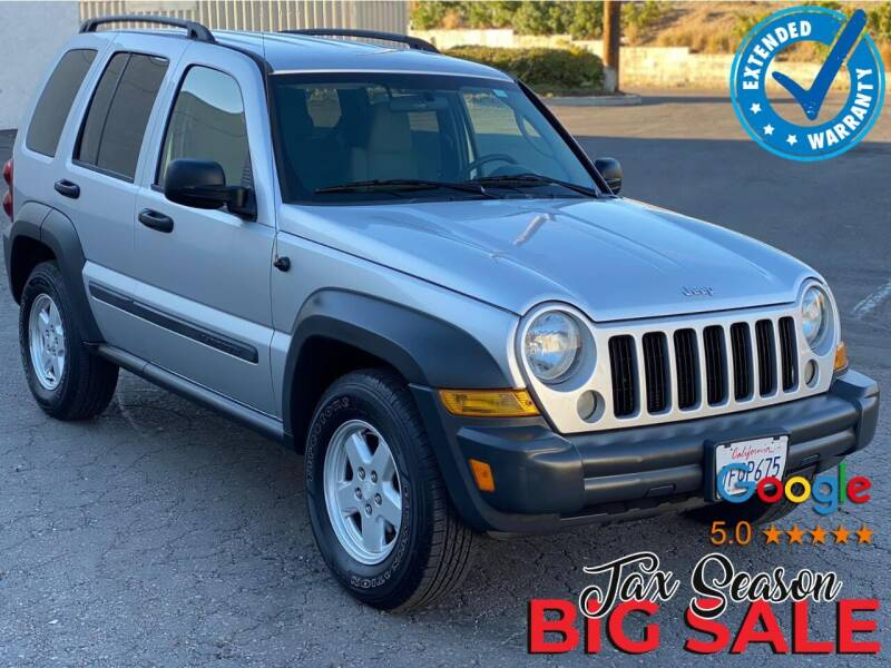 2007 Jeep Liberty for sale at Gold Coast Motors in Lemon Grove CA