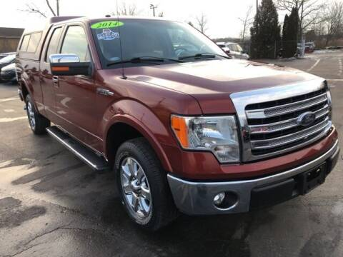 2014 Ford F-150 for sale at Newcombs Auto Sales in Auburn Hills MI