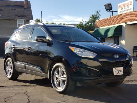 2011 Hyundai Tucson for sale at First Shift Auto in Ontario CA