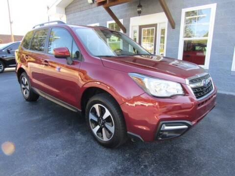 2018 Subaru Forester for sale at Specialty Car Company in North Wilkesboro NC
