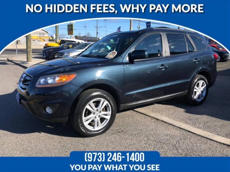 2010 Hyundai Santa Fe for sale at Route 46 Auto Sales Inc in Lodi NJ