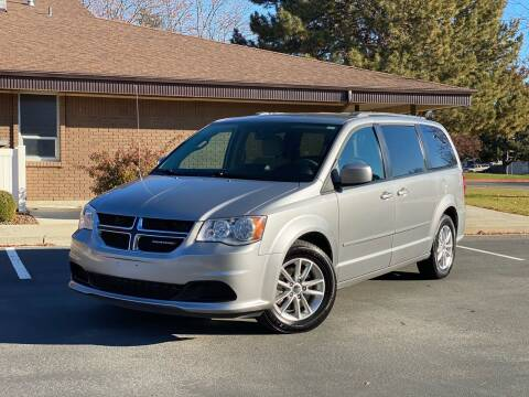 2016 Dodge Grand Caravan for sale at ALIC MOTORS in Boise ID