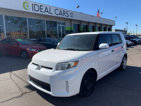 2013 Scion xB for sale at Ideal Cars East Main in Mesa AZ