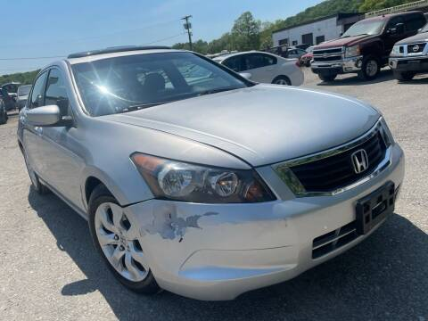 2010 Honda Accord for sale at Ron Motor Inc. in Wantage NJ