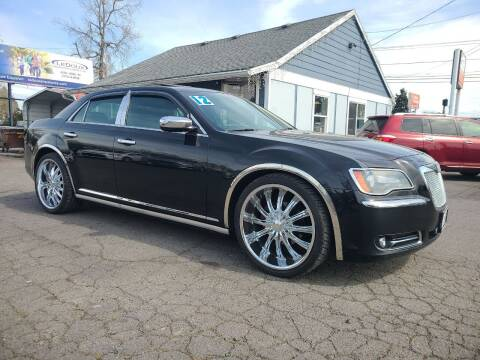 2012 Chrysler 300 for sale at Universal Auto Sales in Salem OR