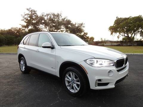 2015 BMW X5 for sale at SUPER DEAL MOTORS 441 in Hollywood FL