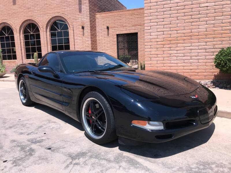 2004 Chevrolet Corvette for sale at Freedom  Automotive in Sierra Vista AZ