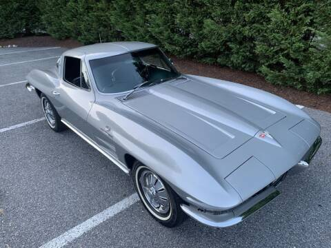 1964 Chevrolet Corvette for sale at Limitless Garage Inc. in Rockville MD
