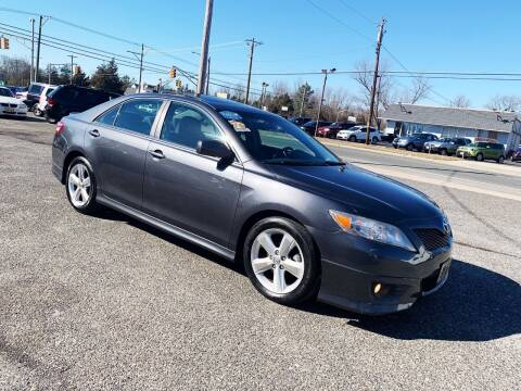 2010 Toyota Camry for sale at New Wave Auto of Vineland in Vineland NJ