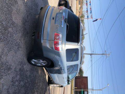 2008 GMC Acadia for sale at Jerry Allen Motor Co in Beaumont TX