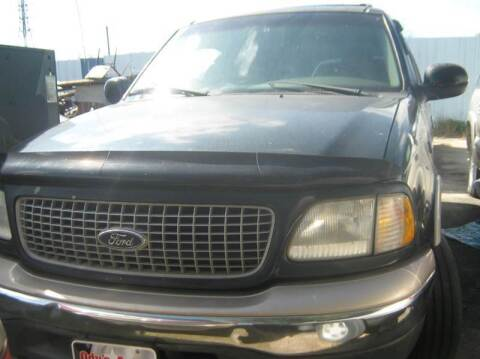 1999 Ford Expedition for sale at Ody's Autos in Houston TX