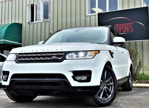 2016 Land Rover Range Rover Sport for sale at Haus of Imports in Lemont IL